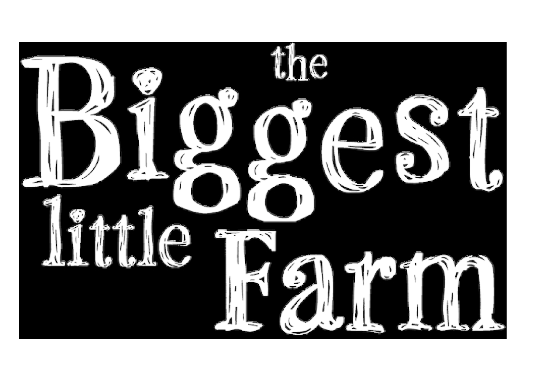 Homepage - The Biggest little Farm
